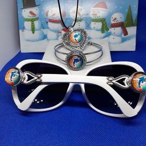 Accessories - Miami Hurricanes Sunglasses Set